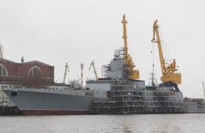 В МО РФ солгали о том, что смогли заменить украинские двигатели для своих фрегатов