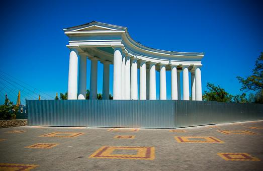 В Одессе под Воронцовской Колоннадой создадут музей