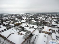 Измаил в плену стихии: в городе восстанавливают электроснабжение (ФОТО, ВИДЕО)