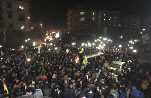 В Африн прибыли тысячи курдов – будет жарко… Всем.
