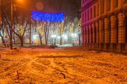Зимний Ивано-Франковск глазами одесситов (ФОТО)