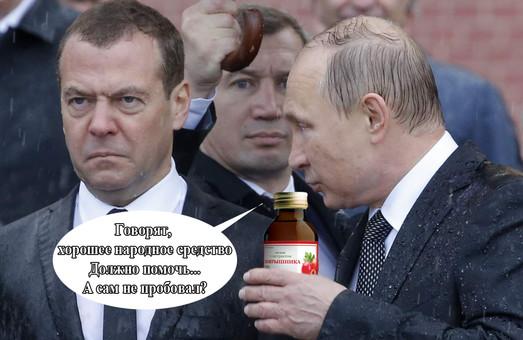 Путин заболел: насморк или нервный срыв?
