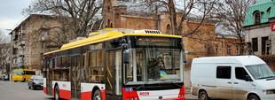 Одесский горсовет изменил программу электротранспорта