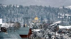 Зимняя сказка украинских Карпат глазами одессита (ФОТО)
