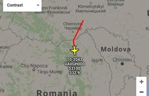 Вчера RQ-4 Global Hawk провел секретную миссию в небе над Украиной