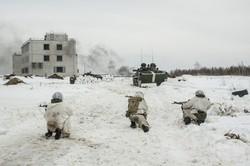Армия РФ на полигоне Мулино отрепетировала ведение боев против ВСУ