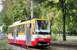 """Мэр Одессы: """"была сделана ставка на обновлениевсего подвижного состава городского электротранспорта"""""""