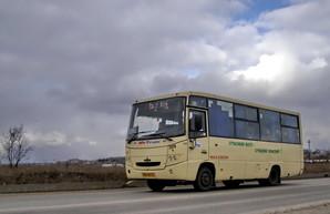 В Одессе очень сильно дорожают некоторые пригородные маршрутки