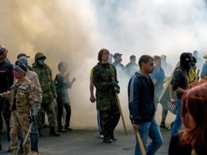 Одесская милиция отпустила активистов массовых беспорядков