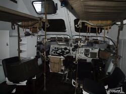 Одесской 28-й бригаде передали бронированную скорую помощь (ФОТО)