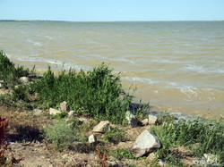Самый большой водоем Одесской области получил последний шанс на спасение (ФОТОРЕПОРТАЖ)