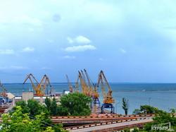 Гроза в Одессе