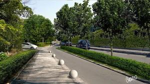 Одесский урбанист предложил проект благоустройства спуска Азарова (ФОТО)