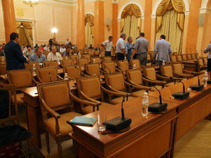 Как Труханов струхнул и сорвал сессию одесского горсовета (колонка редактора)