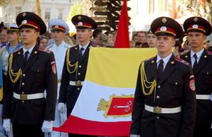 Одесса отмечает День города подъемом флага и цветами (ФОТО)