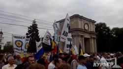 Молдавский Майдан: разница и сходство с Майданом в Киеве