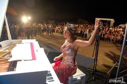 Раненых бойцов АТО поддержали благотворительным концертом в стенах Аккерманской крепости (ФОТО)