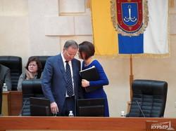 Депутаты Одесского облсовета включили мозг и не выбрали Скорика председателем (ФОТО)