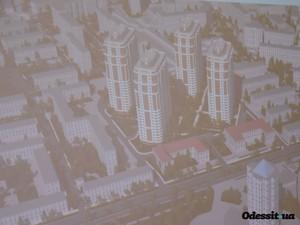 Одесские архитекторы одобрили строительство очередных высоток на 1-й и 2-й станциях Фонтана