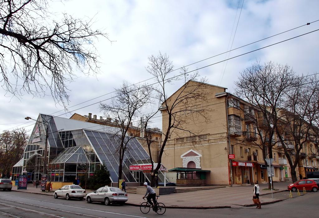 История дома Папудова  часть здания уничтожил пожар 1922 года, а не  немецкая авиабомба (ФОТО) 9fda31e7740