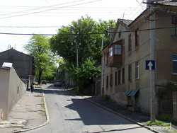 Прогулка по чреву Одессы: Матросская слободка (ФОТО)