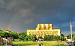 Как за 10 лет высотки стали доминировать над одесским театром (ФОТО)