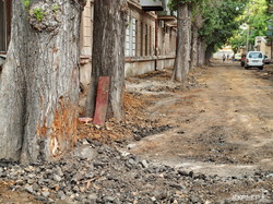 Одесский Сахалинчик живет в капитальном ремонте (ФОТО)