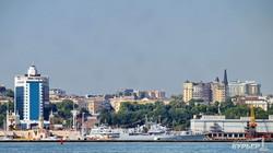 Высотки закрыли вид с моря на одесский Преображенский собор (ФОТО)