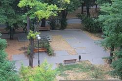 Реконструкция Лунного парка в Одессе: суровая реальность и греческое ожидание (ФОТО)