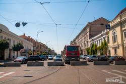 Реконструкция Тираспольской площади в Одессе: день первый (ФОТО)