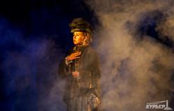 """В Украинском театре одесситам показали спектакль """"Анна Каренина"""" (ФОТО)"""