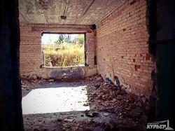 развалины психиатрической больницы в славяске