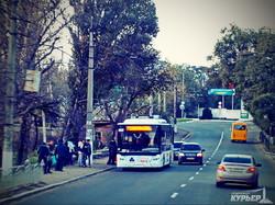 новый троллейбус славянска