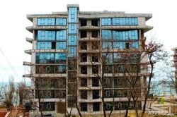 Высотный нахалстрой на 13-й станции Фонтана в Одессе закрыл вид на море (ФОТО)