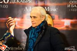 В Одессу прилетел Хосе Каррерас (ФОТО)