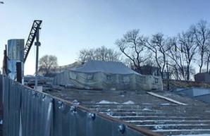 Ремонт Потемкинской лестницы: стоимость работ увеличится на треть (ФОТО, ВИДЕО)