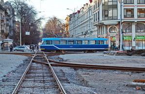 Тираспольская площадь в Одессе: реконструкция еще не закончилась (ФОТО)