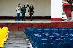 Национальная гвардия в Одессе показала свое вооружение