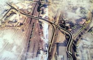 В Одессе планируют построить транспортную эстакаду с Пересыпи на Балтскую дорогу