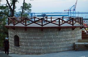 В одесском парке Шевченко обещают создать реплику средневекового поселения
