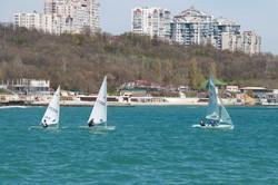 В Одессе стартовала первая в этом году парусная регата (ФОТО)