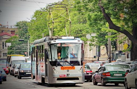 В Одессе предлагают построить трамвайные остановки по образцу Вены