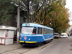 Раньше в Одессе можно было поехать трамваем прямо на базар (ФОТО)