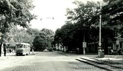 Одесса, улица Чичерина (Успенская), фото из коллекции brassl на www.odessastory.info