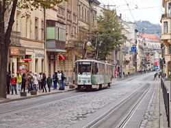 Львов, улица Дорошенко