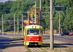 Линия одесского трамвая, которой больше нет: улица Балковская (ФОТО)