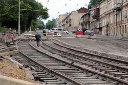 В Одессе завершается реконструкция транспортной развязки под Пересыпским мостом (ФОТО)