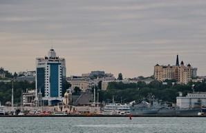 Морской фасад Одесского залива: от Малого Фонтана до Южного (ФОТО)