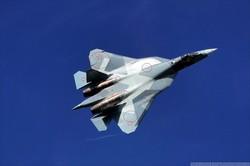 Российский истребитель ПАК ФА Т-50 – ржавеем по плану!