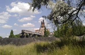 Фрагмент молодой, процветающей недореспублики: мертвые шахты Донбасса